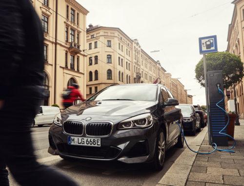 Νέα BMW 225xe Active Tourer