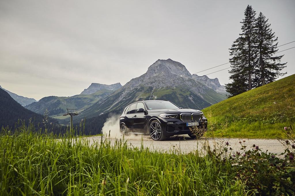 Νέα BMW X5 xDrive45e
