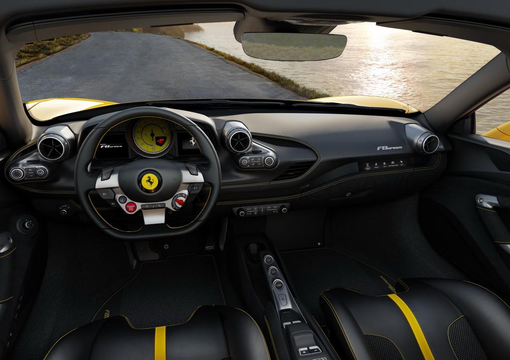 F8 Spider cockpit