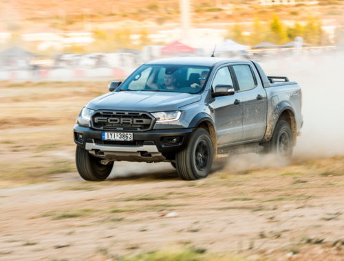 Το νέο Ford Ranger Raptor εντυπωσίασε στο 2ο Off Road Adventure Festival
