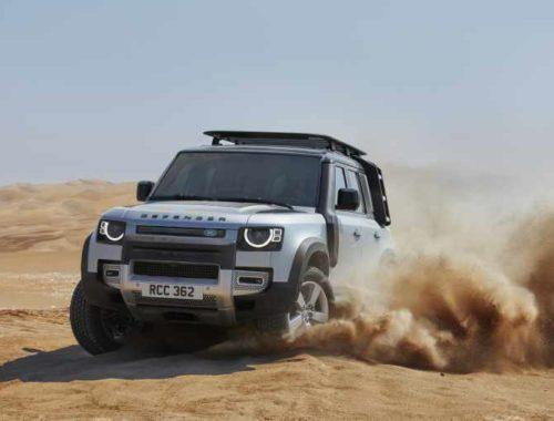 Νέο Land Rover Defender