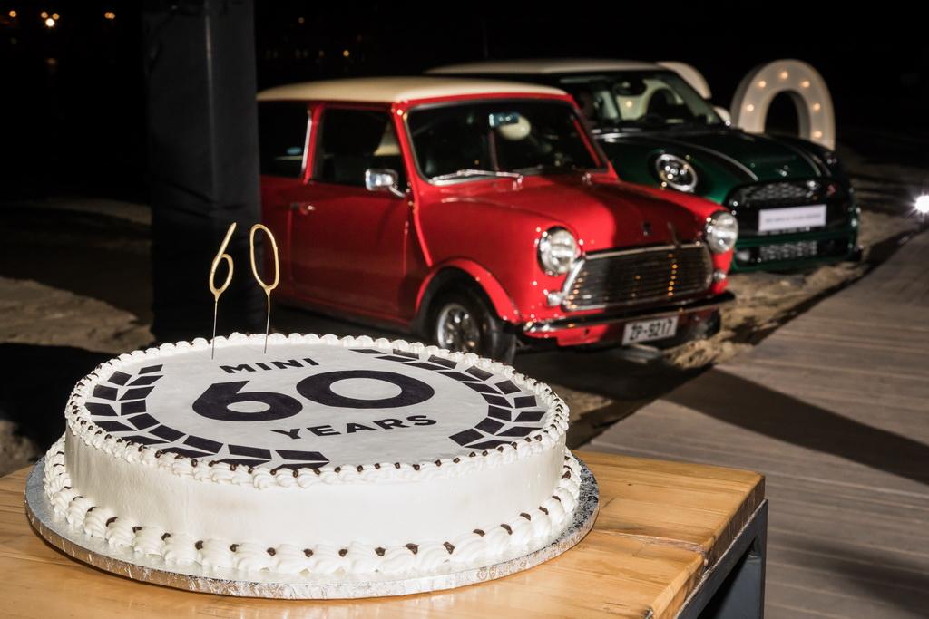 MINI 60 Years Anniversary