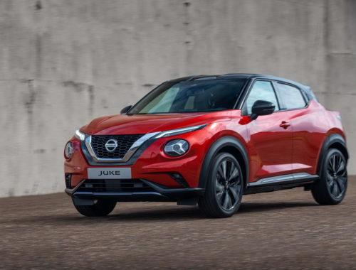 Νέο Nissan Juke