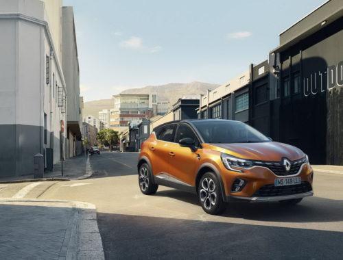 Το νέο Renault Captur παρουσιάστηκε στη Φρανκφούρτη