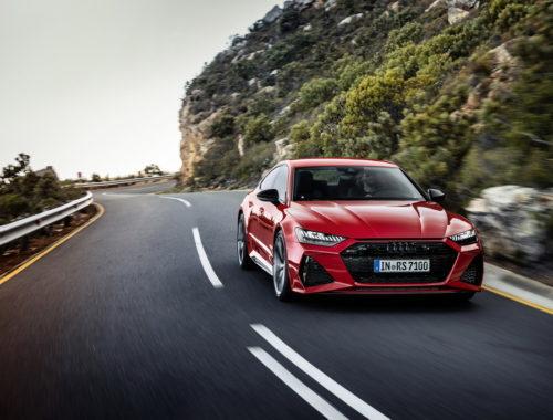 Νέο Audi RS 7 Sportback