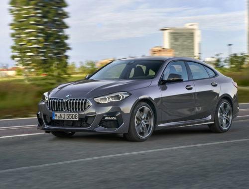 Νέα BMW Σειρά 2 Gran Coupe
