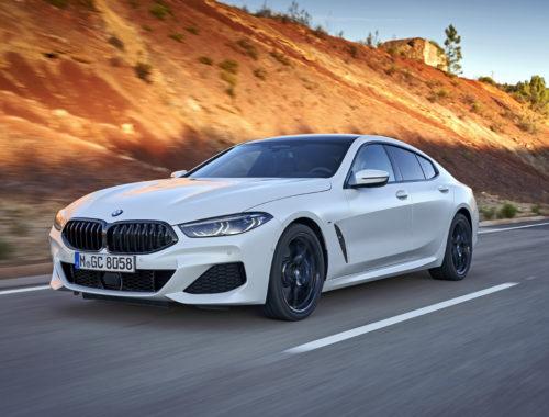 BMW Σειρά 8 Gran Coupe
