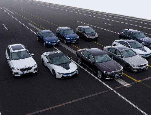 Επιδοτήσεις για την αγορά ηλεκτρικών BMW
