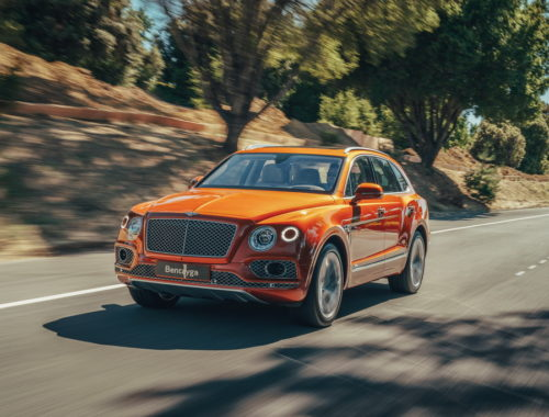 Bentley Bentayga Hybrid SUV