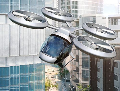 Μεγάλη συμμαχία αναπτύσσει σένσορες για ιπτάμενα και επίγεια οχήματα