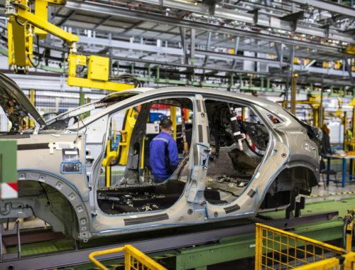 Ξεκινά η παραγωγή του νέου Ford Puma