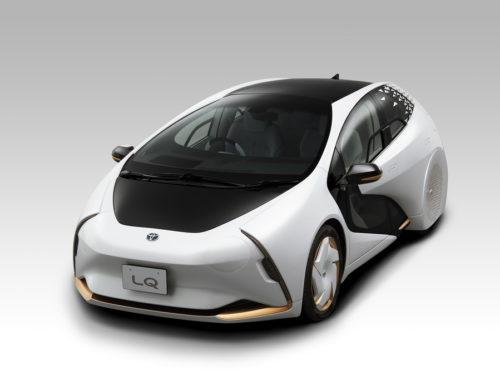 Toyota concept LQ
