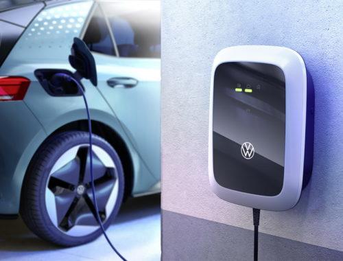 Η Volkswagen λανσάρει τρεις εκδόσεις του wallbox