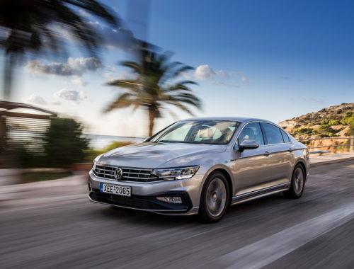 Νέο Volkswagen Passat από 27.300€