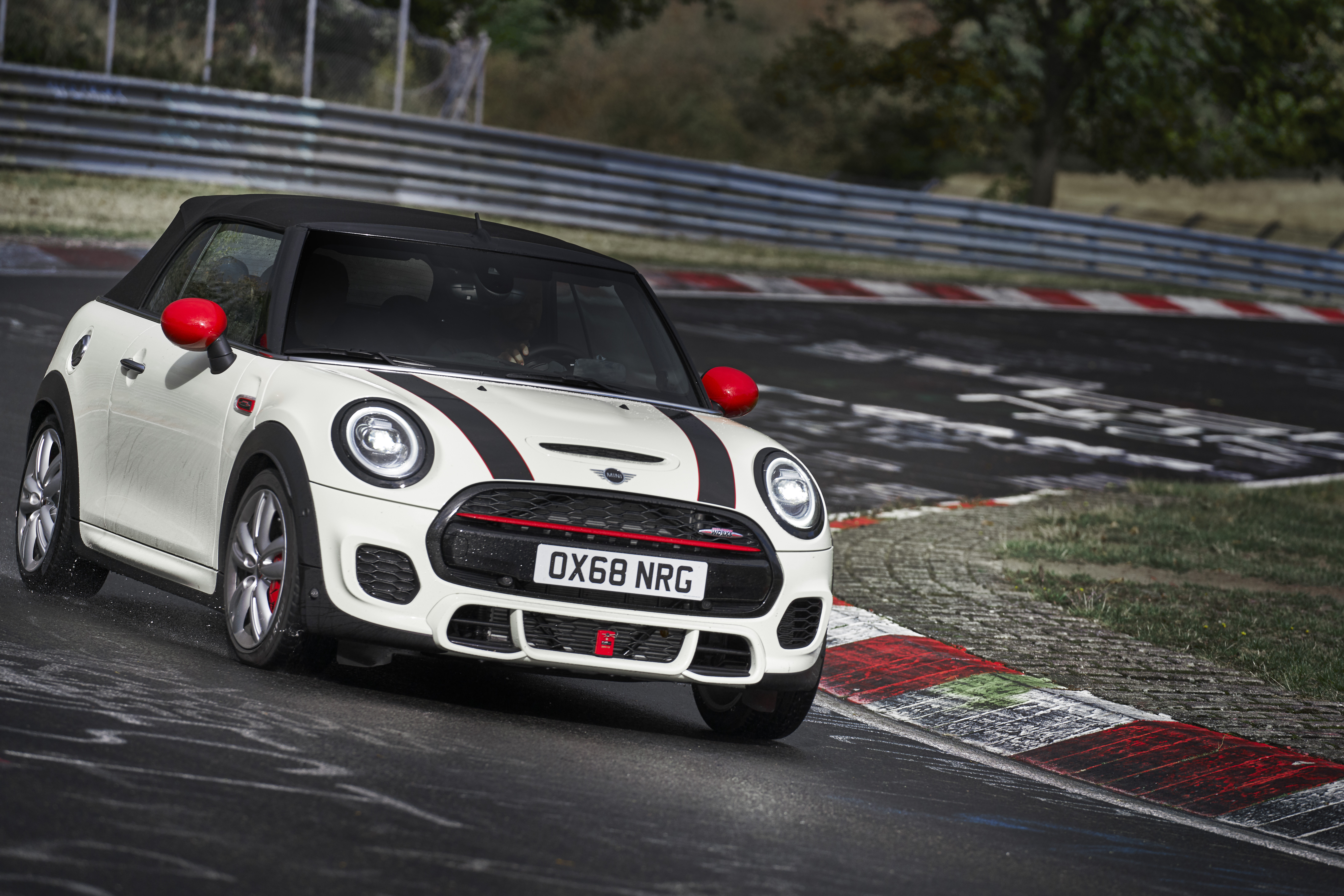 Το Mini John Cooper Works Days στα Μέγαρα