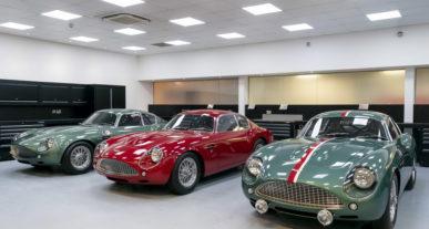 Άρχισαν οι παραδόσεις της Aston Martin DB4 GT Zagato Continuation