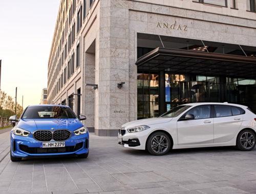 Πακέτα εξοπλισμού για τη νέα BMW Σειρά 1