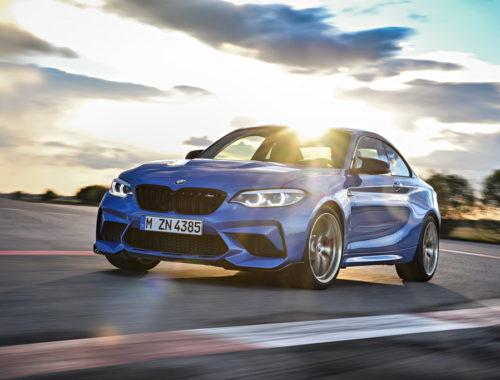 Νέα BMW M2 CS