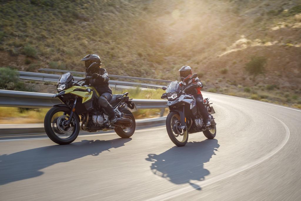 Υψηλότερα έσοδα και κέρδη από την BMW Motorrad