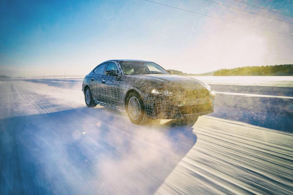 Νέα BMW i4