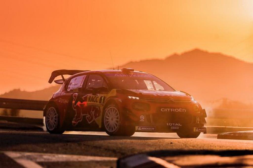 Citroen WRC focuses on 2020