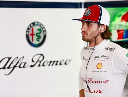 Συνεχίζουν μαζί Alfa Romeo Racing και Τζιοβινάτζι