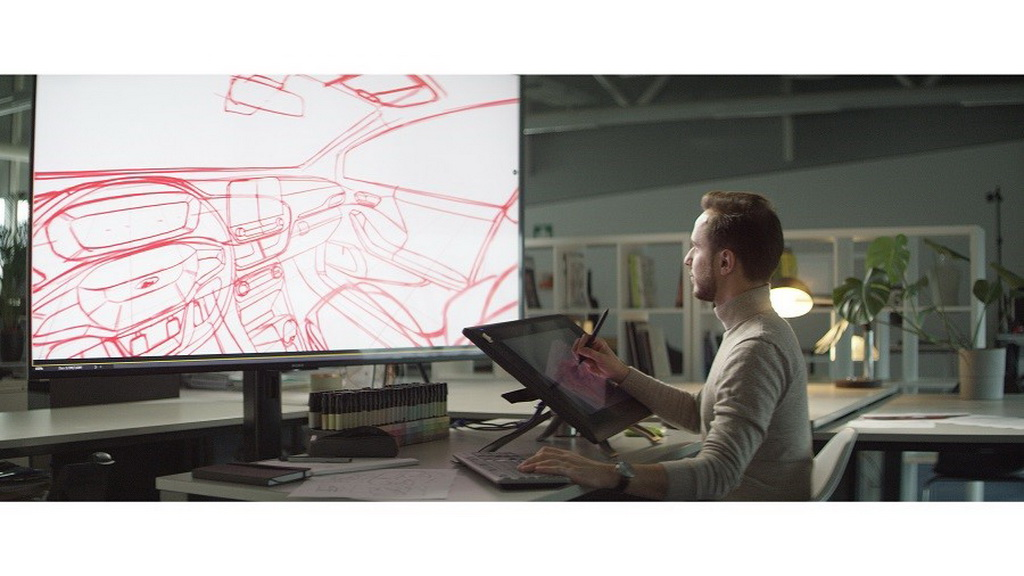 Νέα τεχνολογία σχεδιασμού από τη Ford