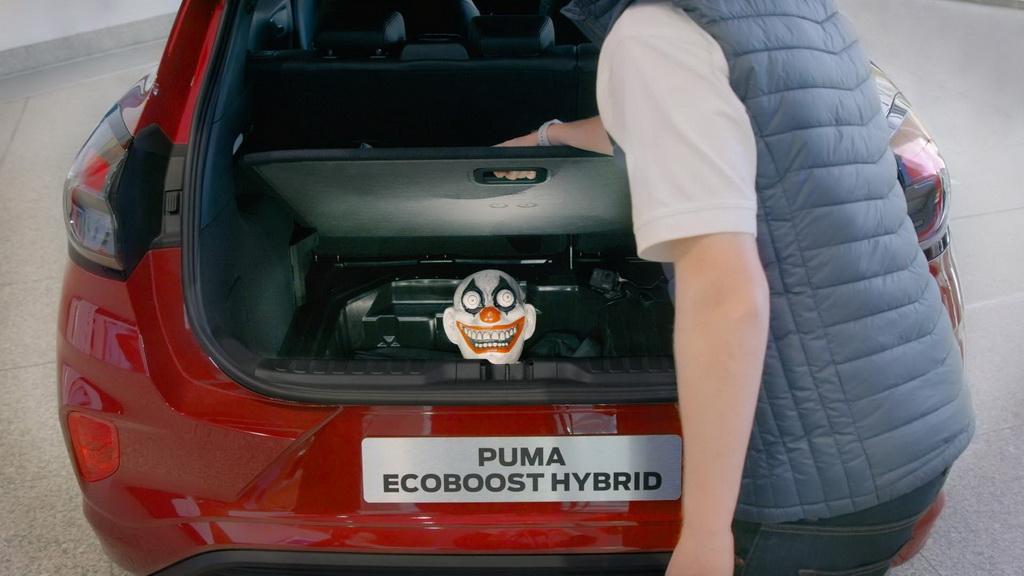 Ford Puma Megabox