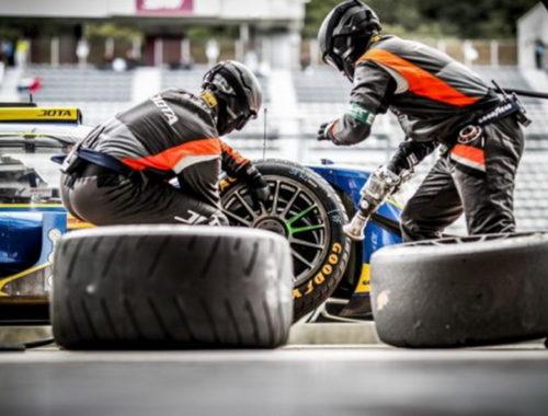 Η Goodyear στο European Le Mans Series