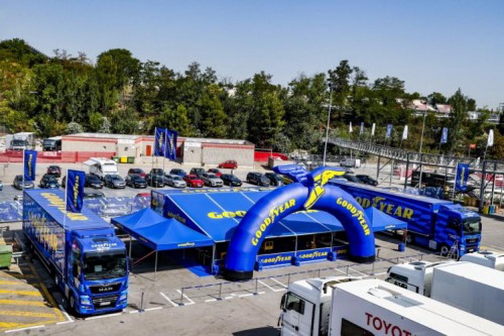 Goodyear at European Le Mans Series