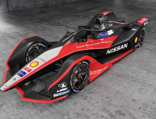 Η Nissan e.dams αποκαλύπτει τα χρώματα του μονοθεσίου της