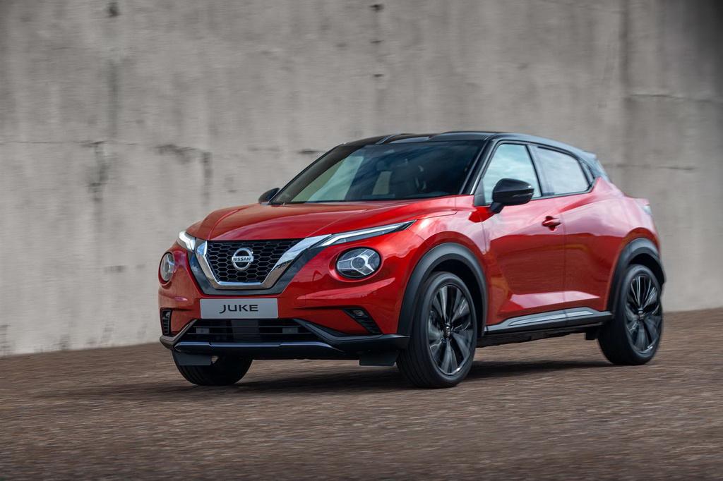 Το νέο Nissan Juke διαθέσιμο από 17.900€
