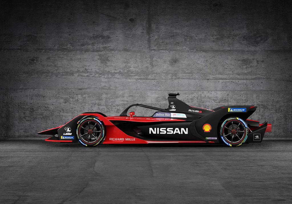 Nissan at Formula E 2020