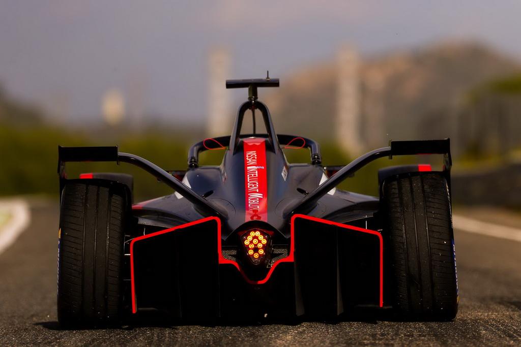 Nissan edams formula E 2020