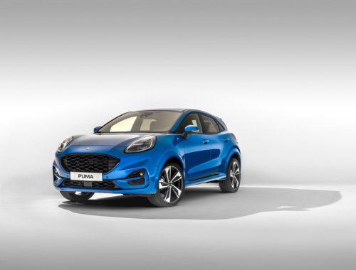 Νέο Ford Puma