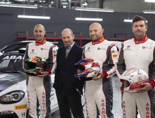 Πετυχημένη χρονιά για το Abarth 124 rally
