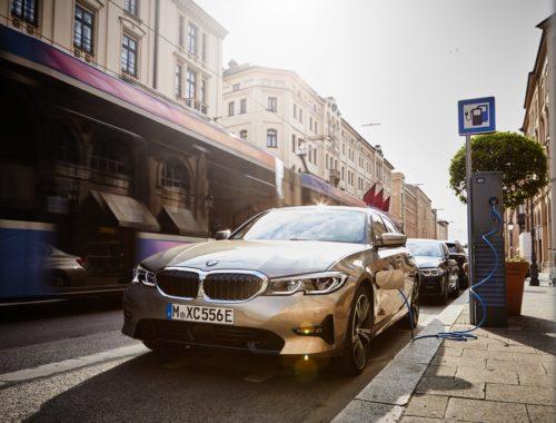 Άνοδος πωλήσεων για το BMW Group τον Νοέμβριο