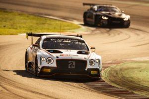 Bentley και Team Parker Racing σε κοινή πορεία