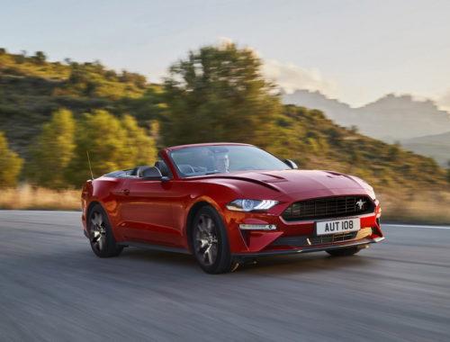 Η Ford Mustang γίνεται 55άρα