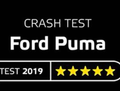 Πέντε αστέρια για το νέο Ford Puma