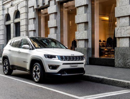 Το Jeep Compass με έκπτωση έως 1.800 ευρώ