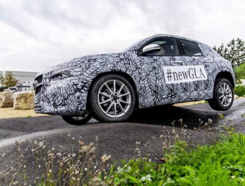 Η νέα Mercedes GLA κάνει την παγκόσμια ψηφιακή της πρεμιέρα
