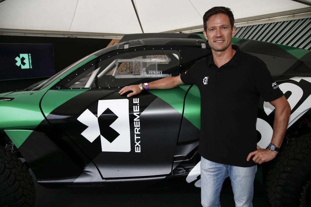O Ogier επίσημος πρεσβευτής της Extreme E