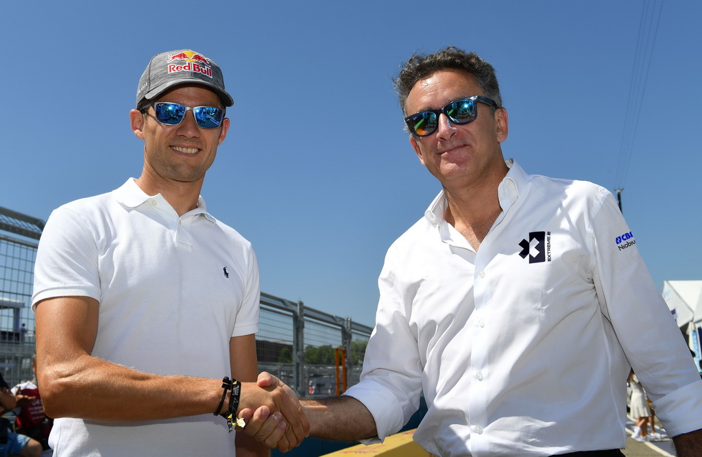 Ogier and Extreme E