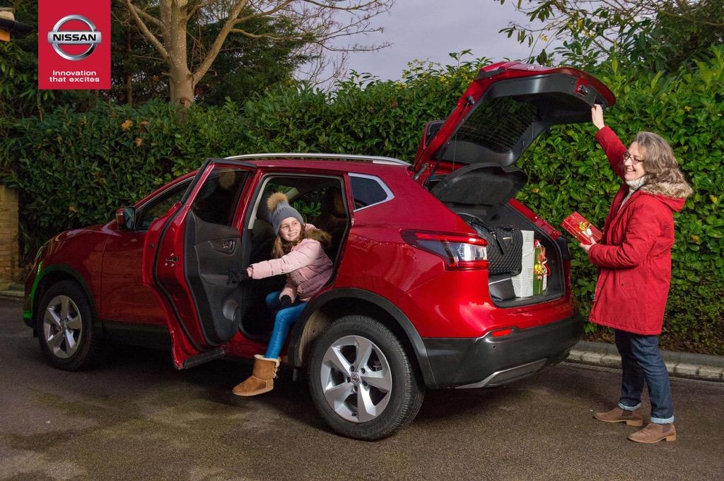 Η Nissan συμβουλεύει για ένα άνετο ταξίδι