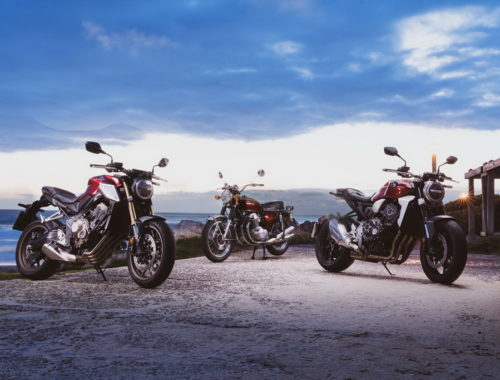 O κινητήρας in-line 4 της Honda γράφει ιστορία