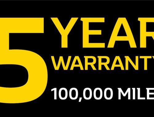 Όλα τα μοντέλα Renault με 5 χρόνια εγγύηση