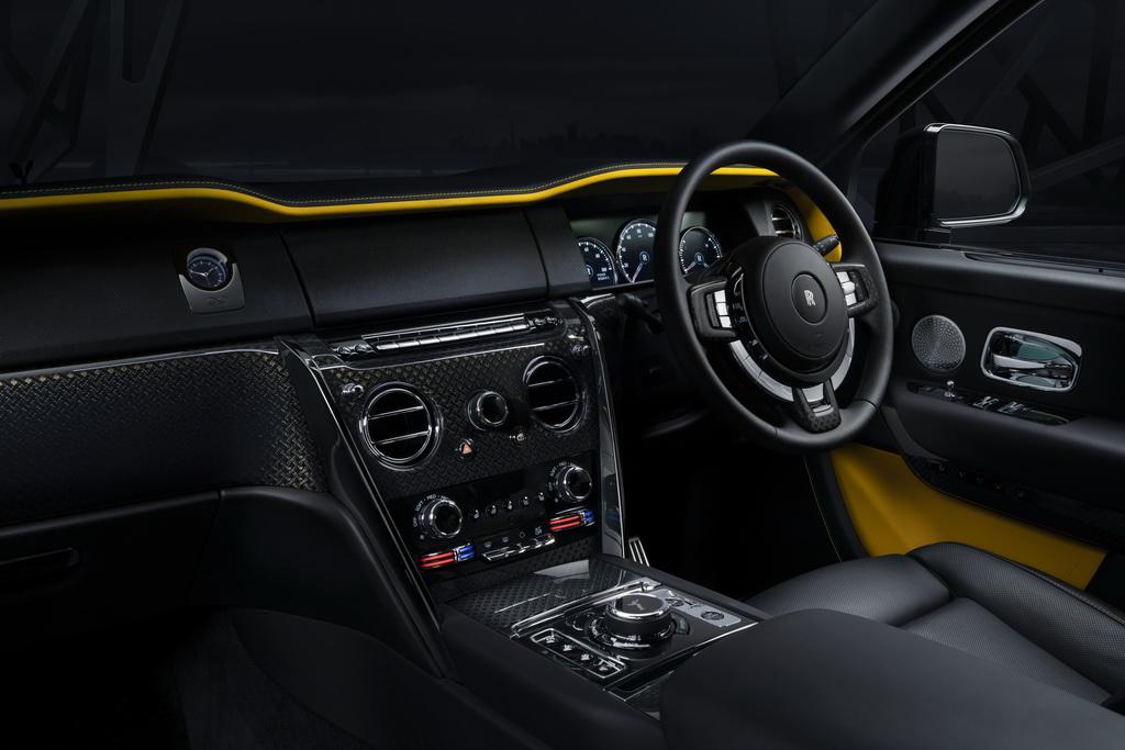 Interior look