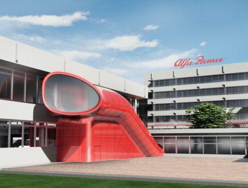 Alfa Romeo Documentation Centre