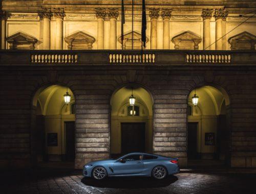 BMW Opera